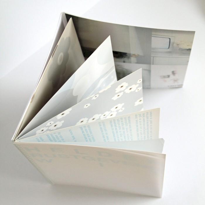 WHITE Textile book